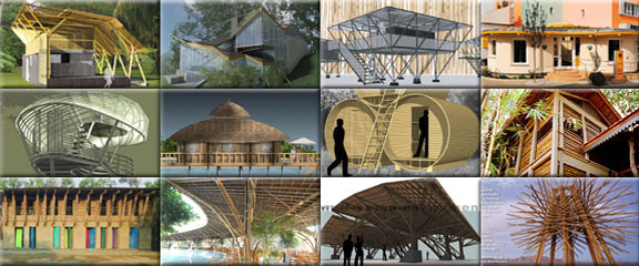 Competition Objectives: This Competition Was Created To Develop New Award  Winning Designs For Bamboo Buildings, Raise Awareness Of The Use Of  Certified ...